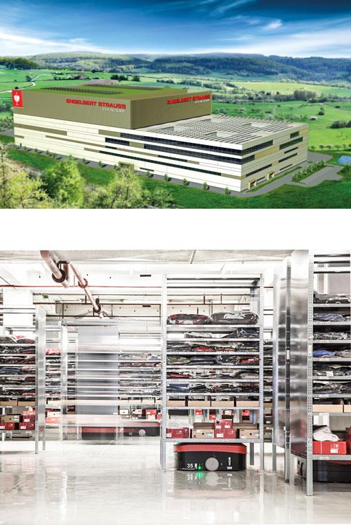 Engelbert Strauss Firmengebäude