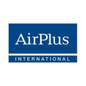 AirPlus Logo - Reference partner of Deskcenter