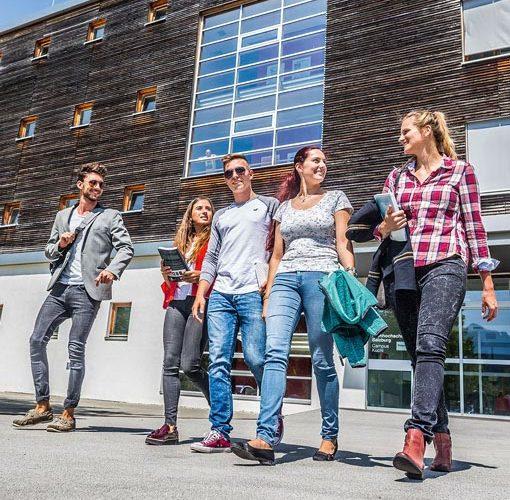 Alumni an der FH Salzburg