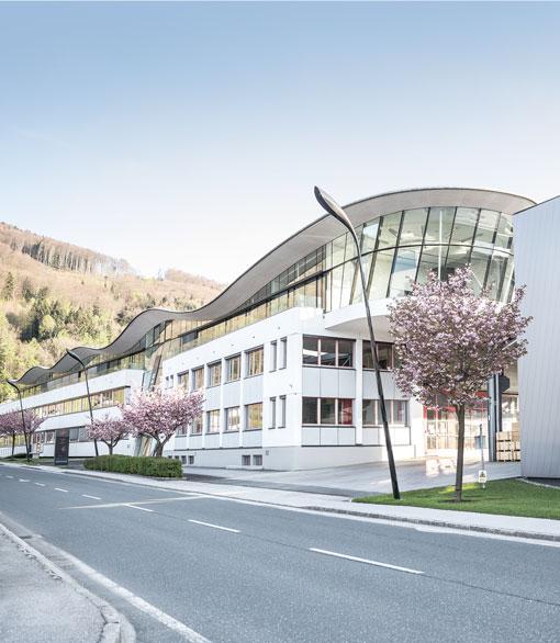 Geislinger GmbH Firmengebäude