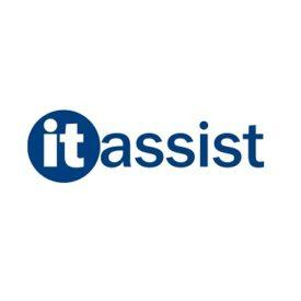 ITassist Logo - Referenzpartner von Deskcenter