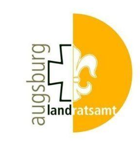 Landratamt Augsburg Logo