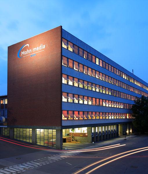Mohn Media Firmensitz