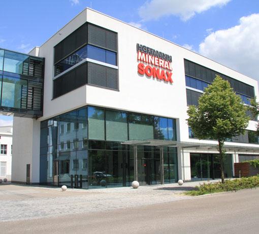Firmengebäude von Sonax