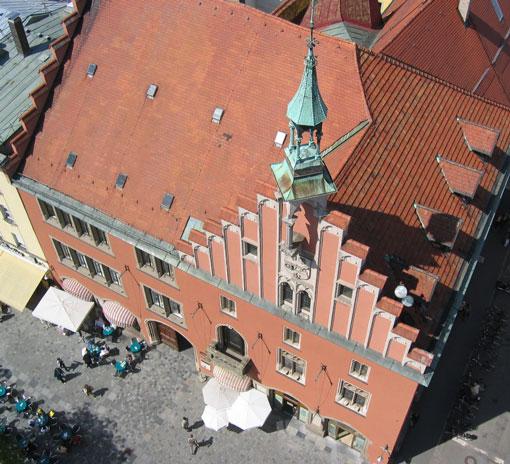 Stadt Straubing Rathaus