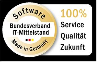 Bundesverband IT-Mittelstand Logo