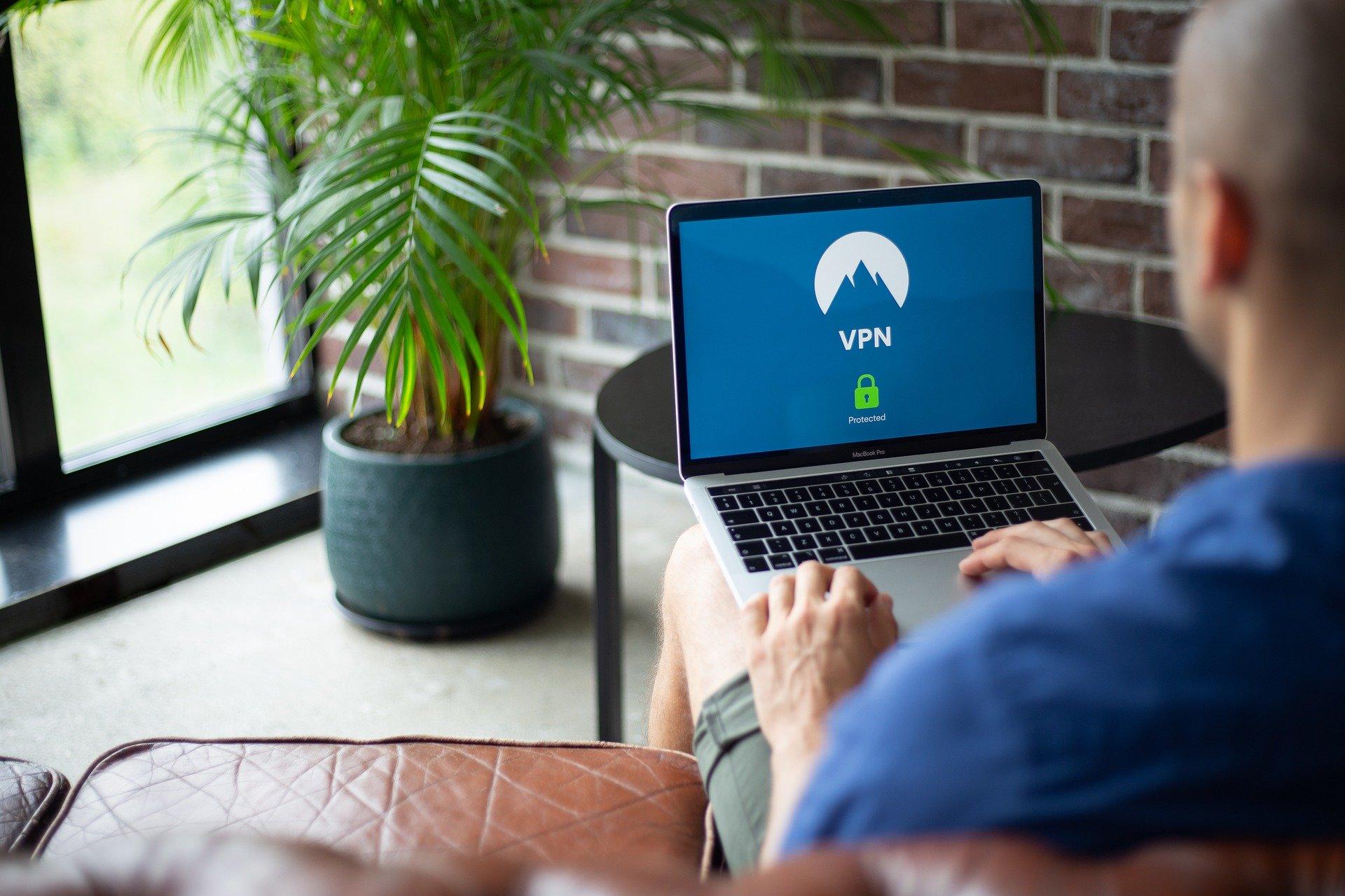 Home Office einrichten mit VPN Verbindung