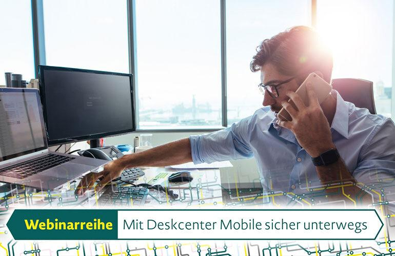 Mobile Endgeräte verwalten lernen im MDM-Webinar