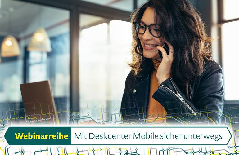 Mobile Endgeräte sicher managen lernen im Webcast