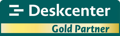 Deskcenter-Partnerlogo_Gold