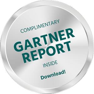 Gartner Report Badge